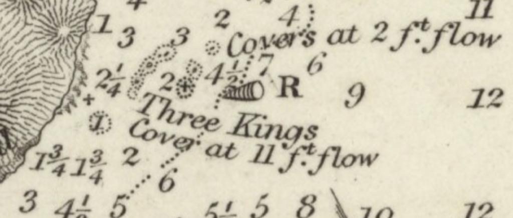 Three Kings Rock / Creag Harail / Mic an Rìgh